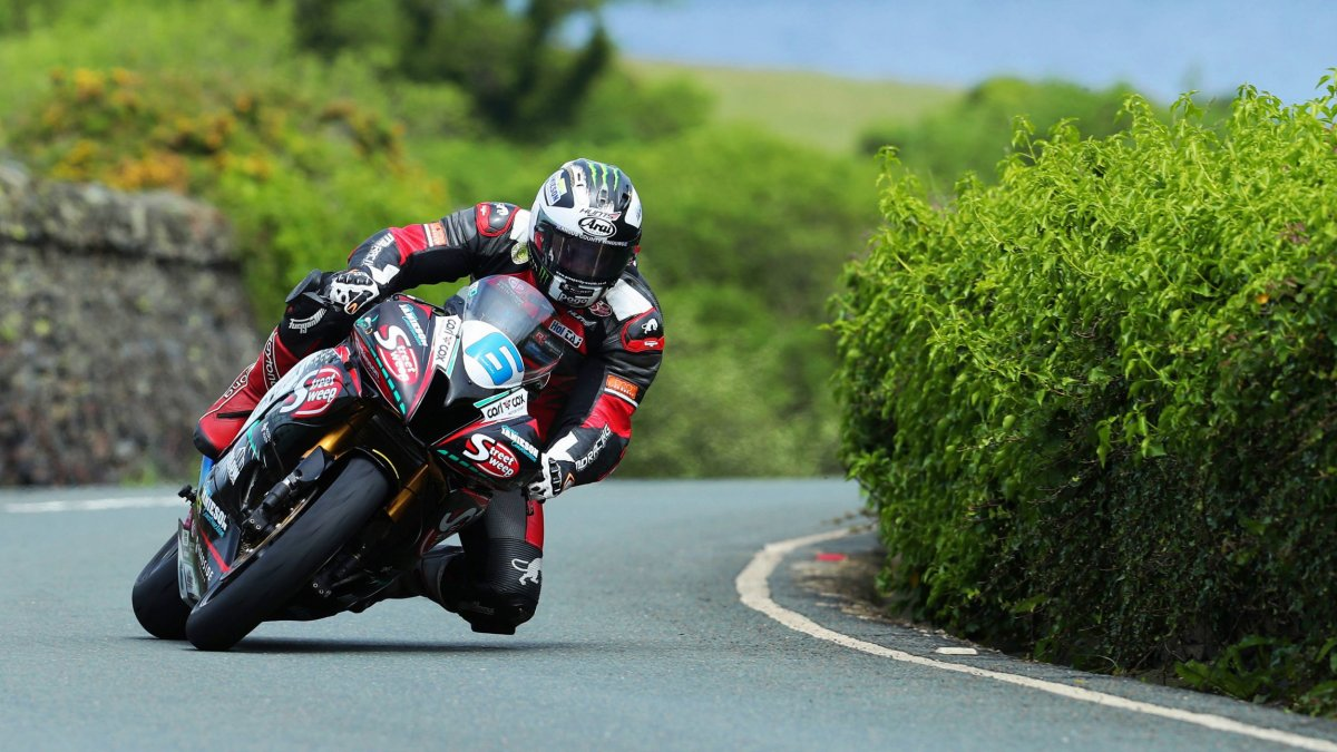 2018 Isle of Man TT races will be halted if drones distract riders