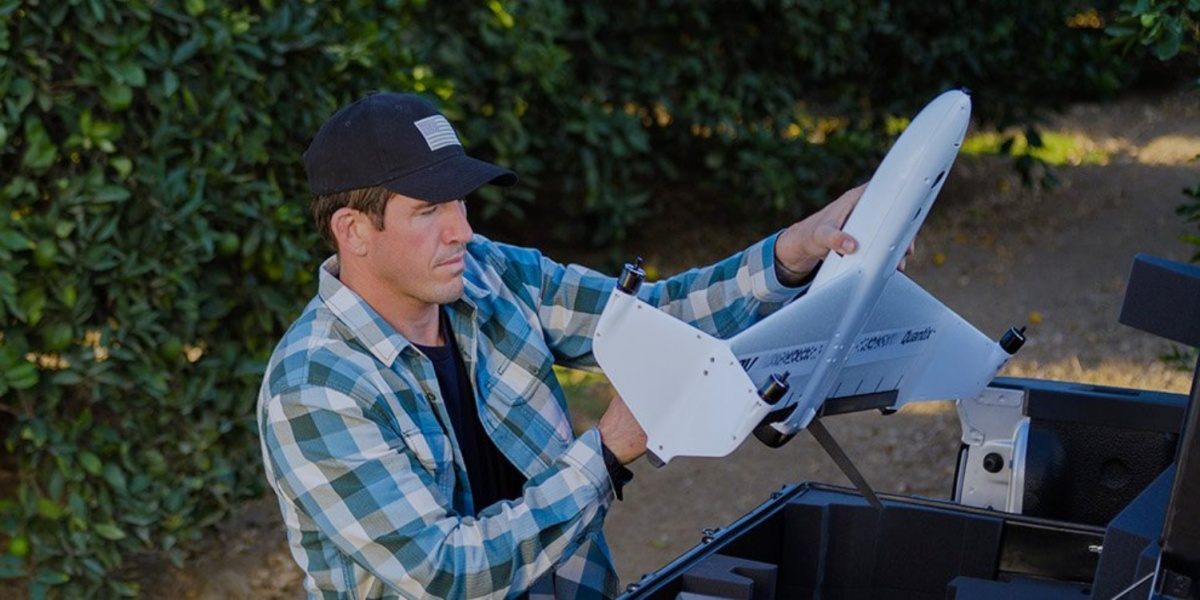 AeroVironment accused of bringing a drone loaded with explosives on a Delta flight