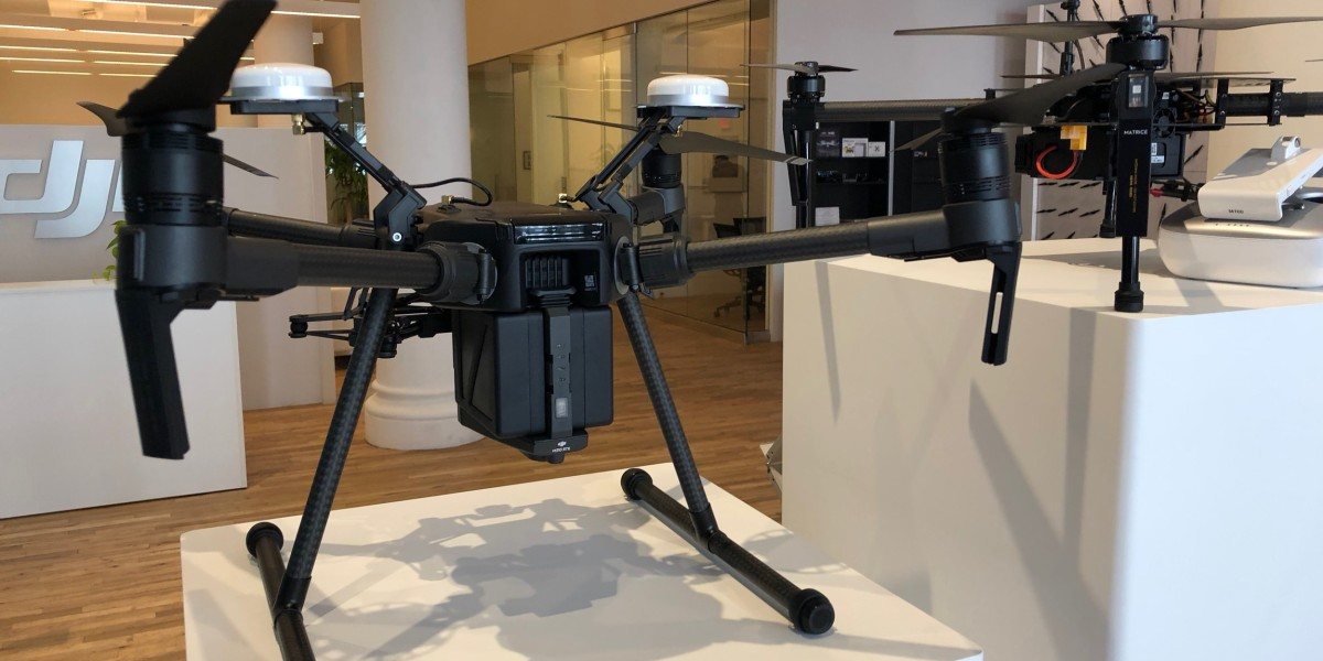 DJI Offices in New York