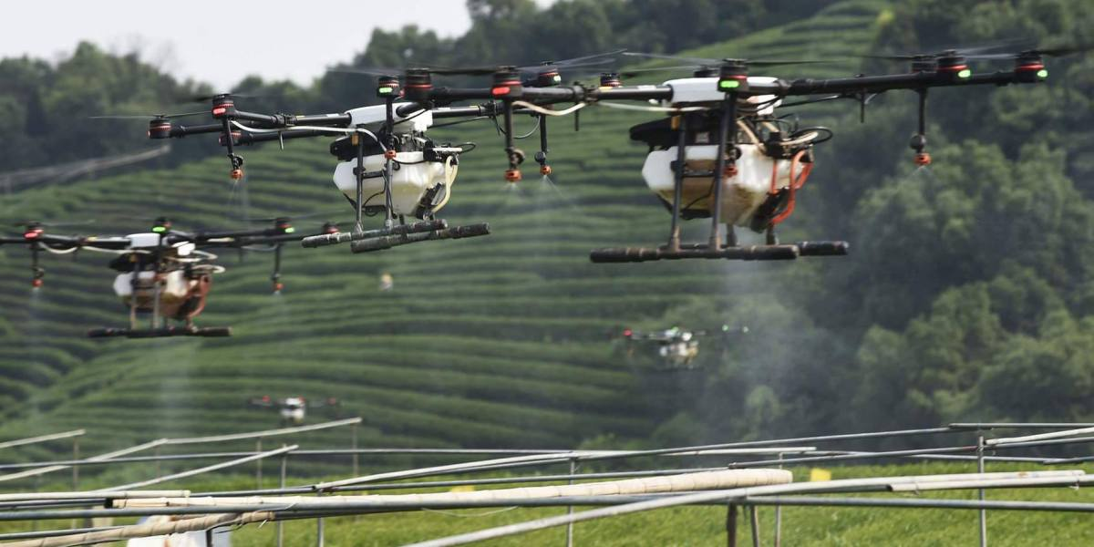 Drones may boost UK economy by £42bn ($56bn USD) by 2030 and add hundreds of thousands of jobs