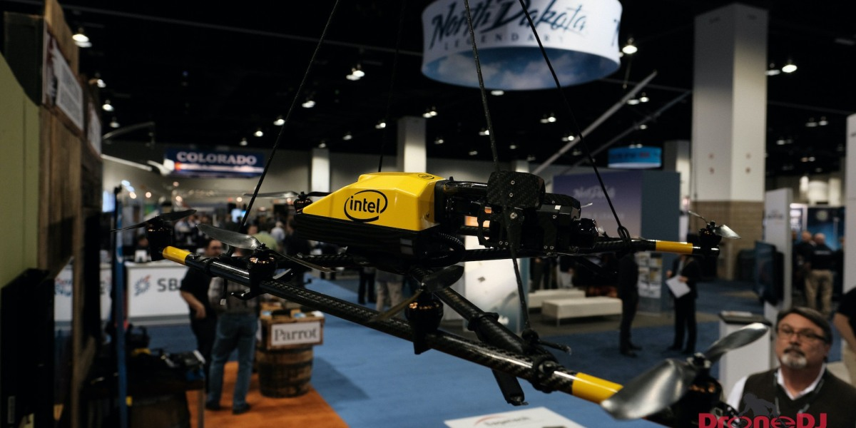 Press release: Intel announced hardware and software updates to the commercial drone ecosystem, including the world's first UL 3030 certification