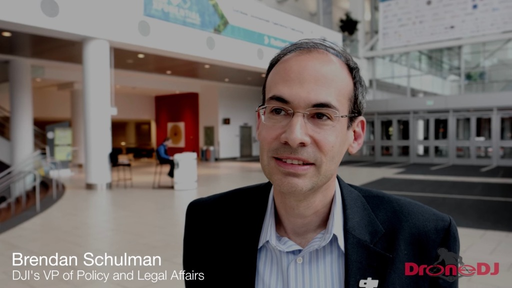 DJI's Brendan Schulman talks about the FAA and Congress and how that impact hobbyist drone pilots