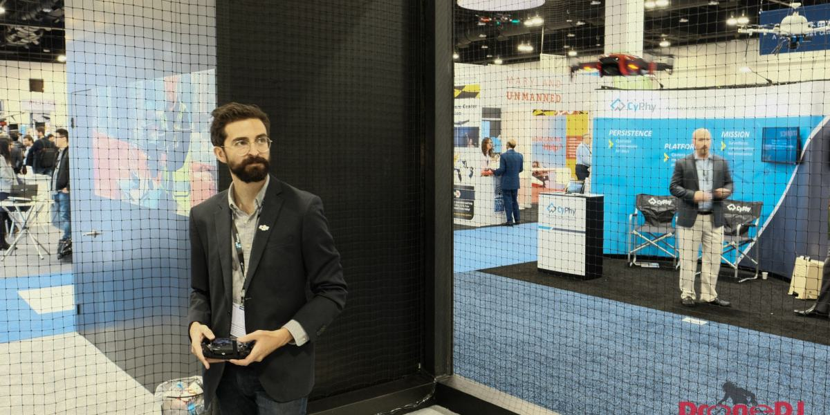 Interview with DJI's Michael Perry, Managing Director of North America0000