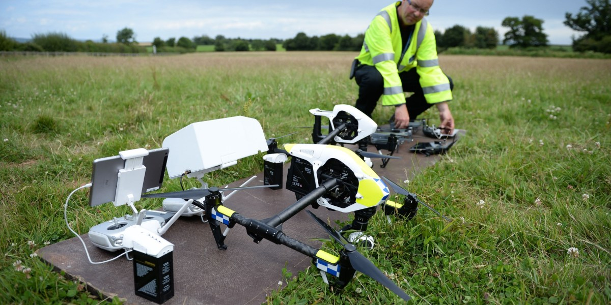 New laws are coming to UK drone pilots.