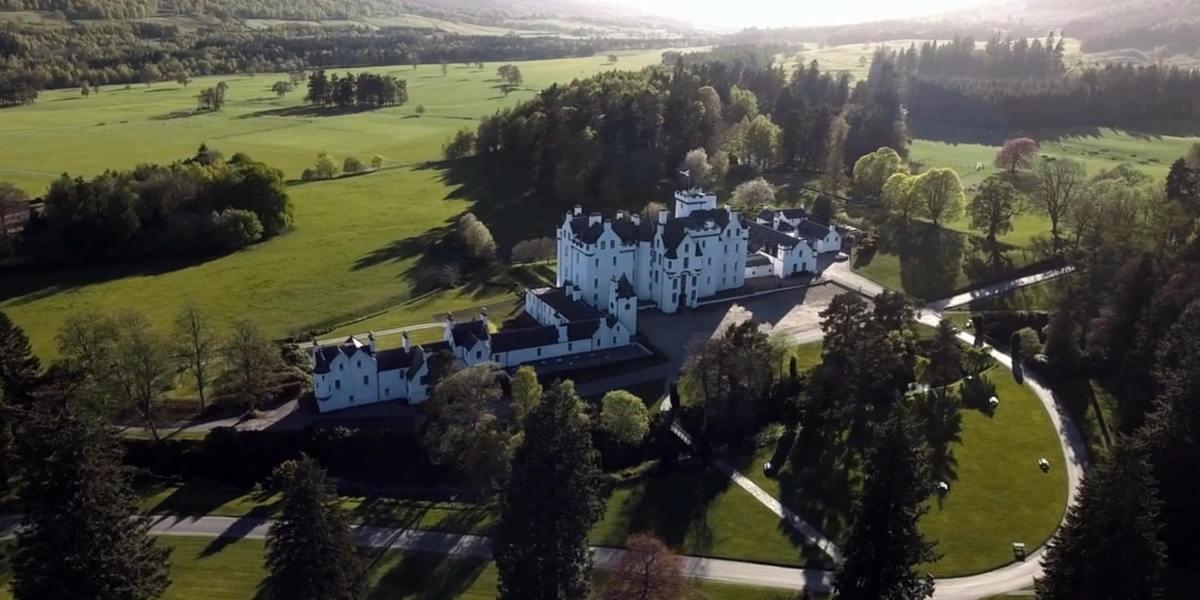 Dronerise scotland