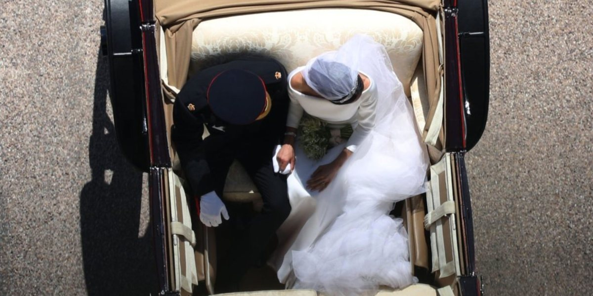 Drone detection systems, such as DJI's Aeroscope, protected the Royal Wedding in England