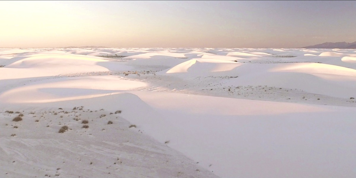 DroneRise - contraband, Royal Wedding, No-Fly Zones and the White Sands National Monument