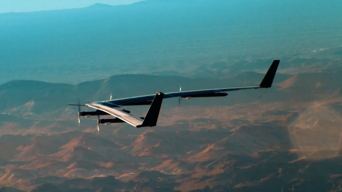 Facebook scraps Aquila drone project after 4 years