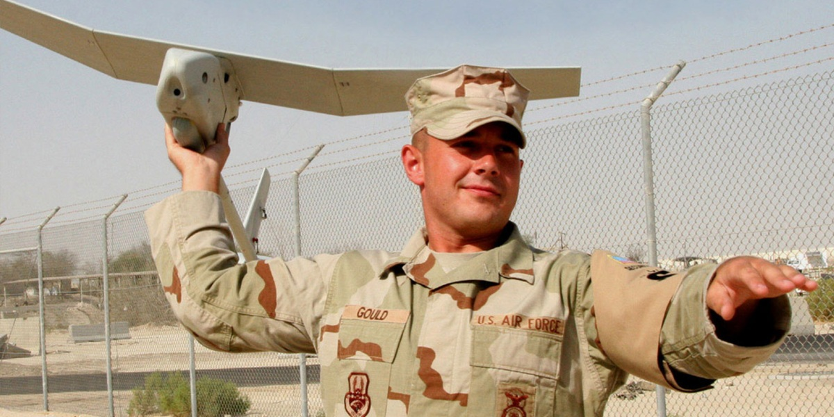 Drone school created to teach young US Army soldiers
