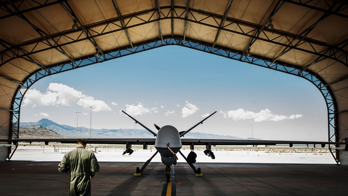 Air Force drone pilots can suffer from 'moral injuries'