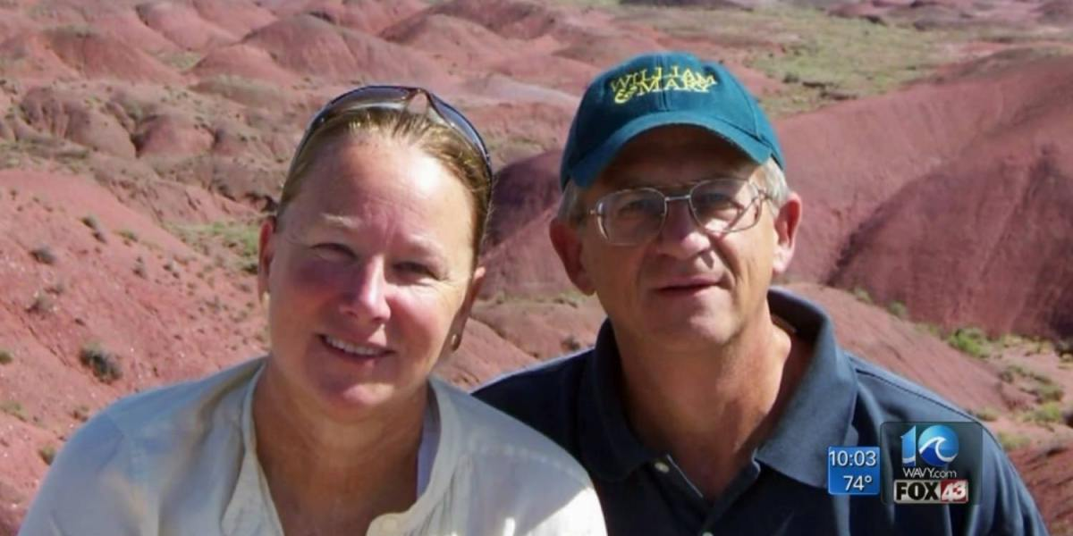Drone company DroneUp helps search for missing Williamsburg couple in the Mojave Desert in California