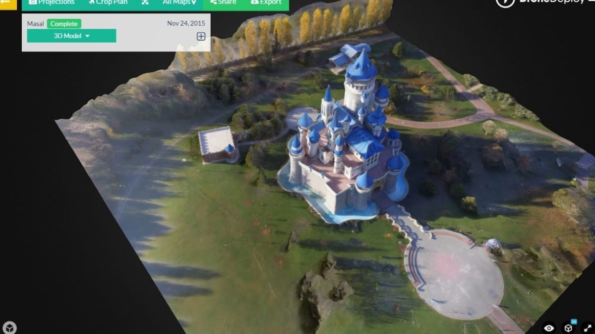 DroneDeploy raises $25 milion to improve their software