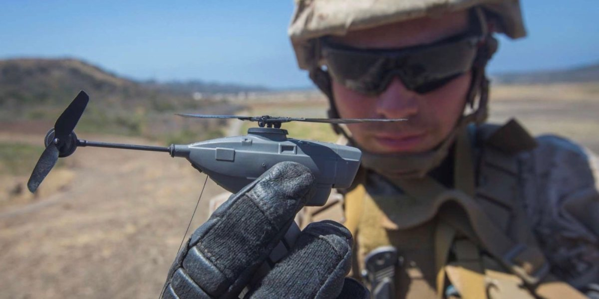 FLIR set to develop small surveillance drones for the US Army