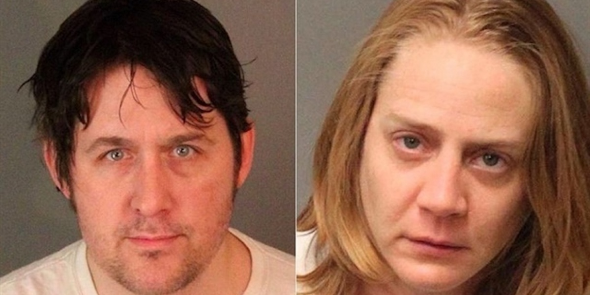 Couple who used a drone to deliver drugs given jail time