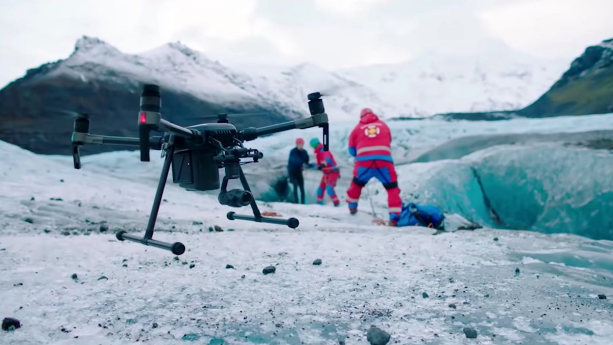 In a video, DJI shows how the five AUVSI XCELLENCE Humanitarian Awardees use drones for good.