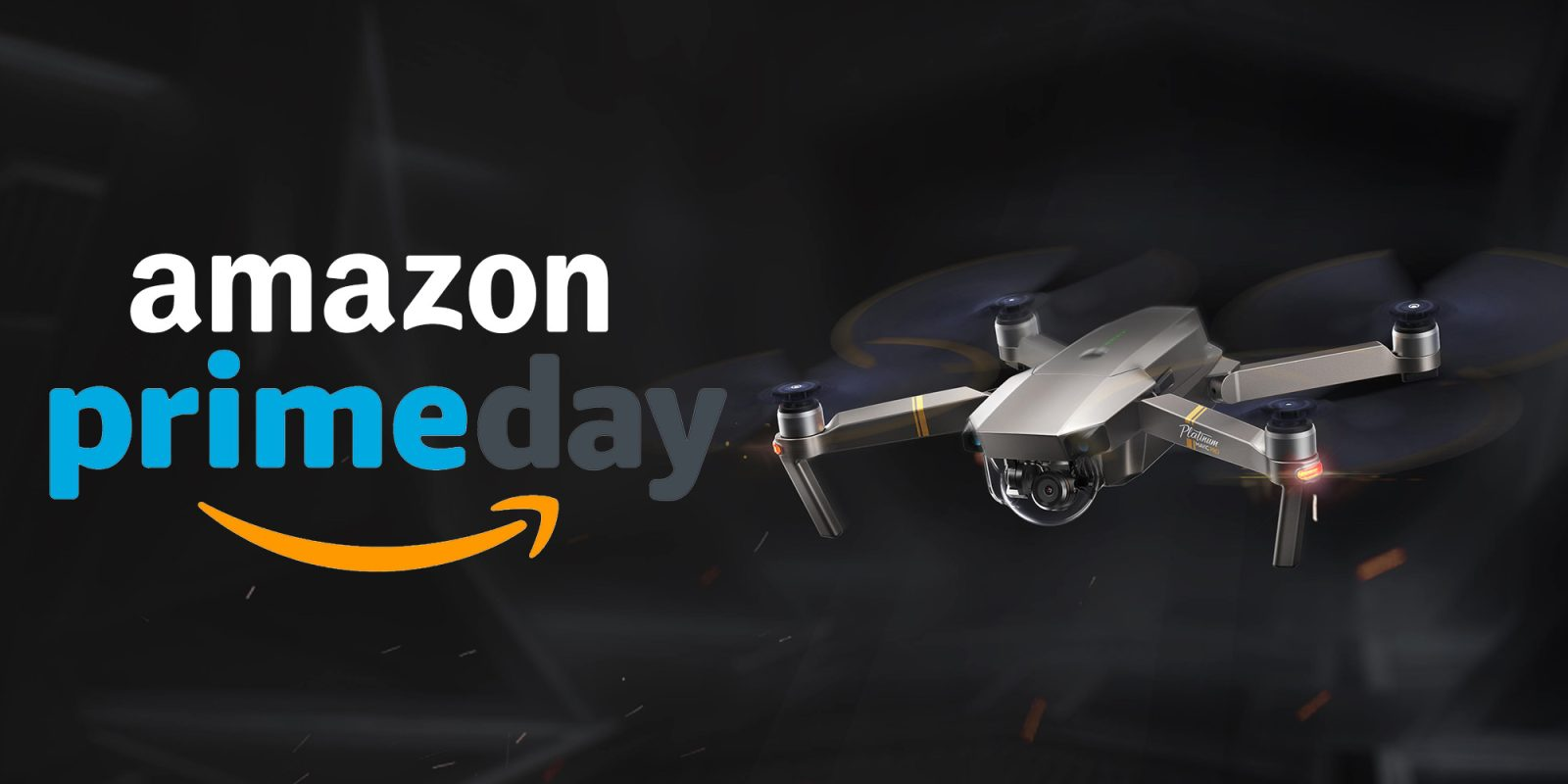 DJI Lowers Prices On Spark And Mavic Pro Drones During Amazon Prime Day July 16th
