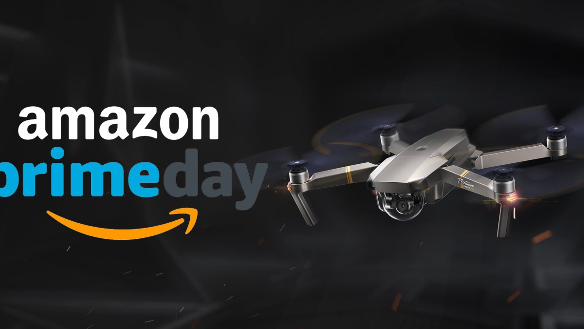 DJI lowers prices on Spark and Mavic Pro drones during Amazon Prime Day on July 16th 2018