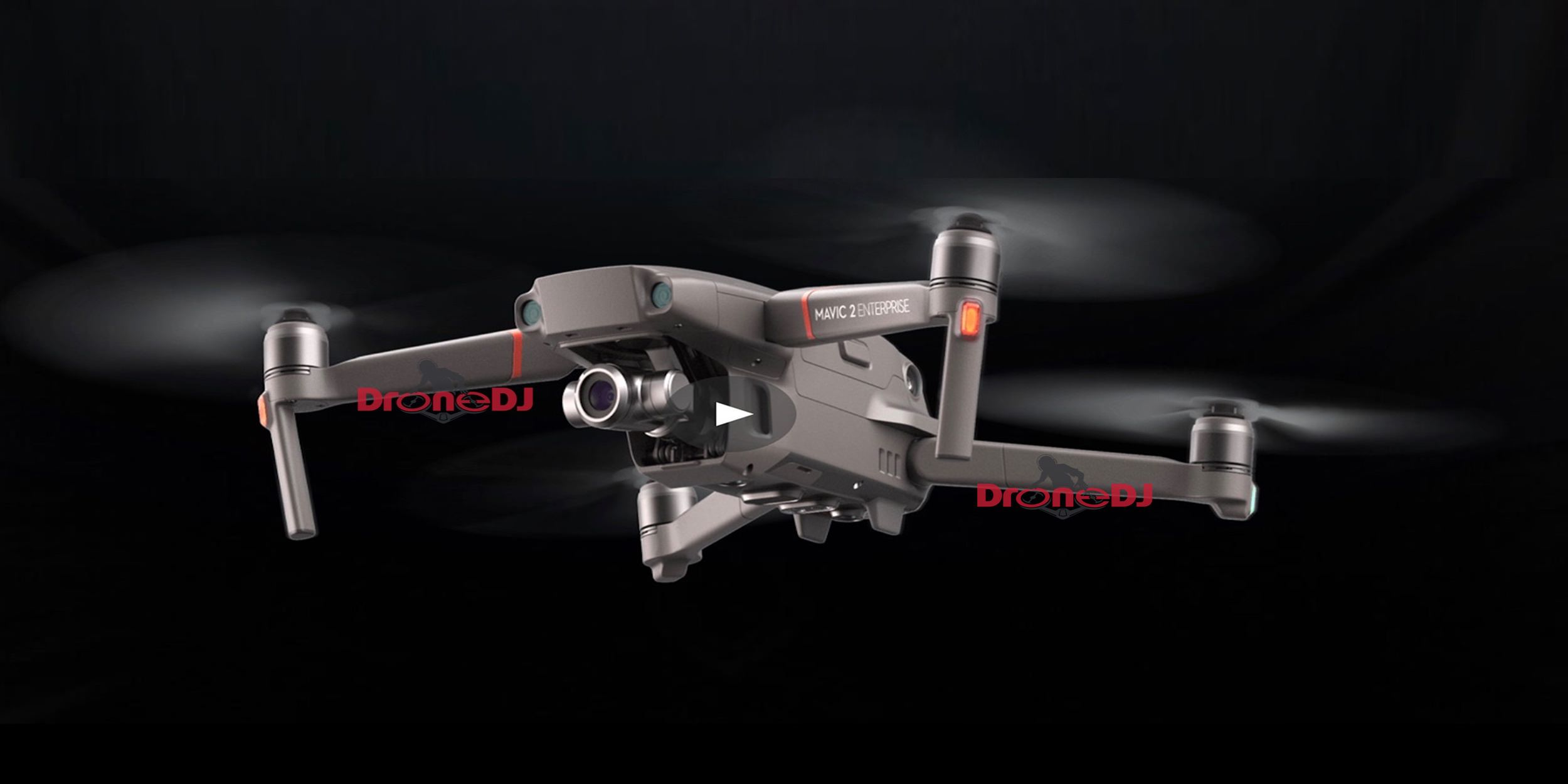 DJ Mavic Enterprise foldable drone photo