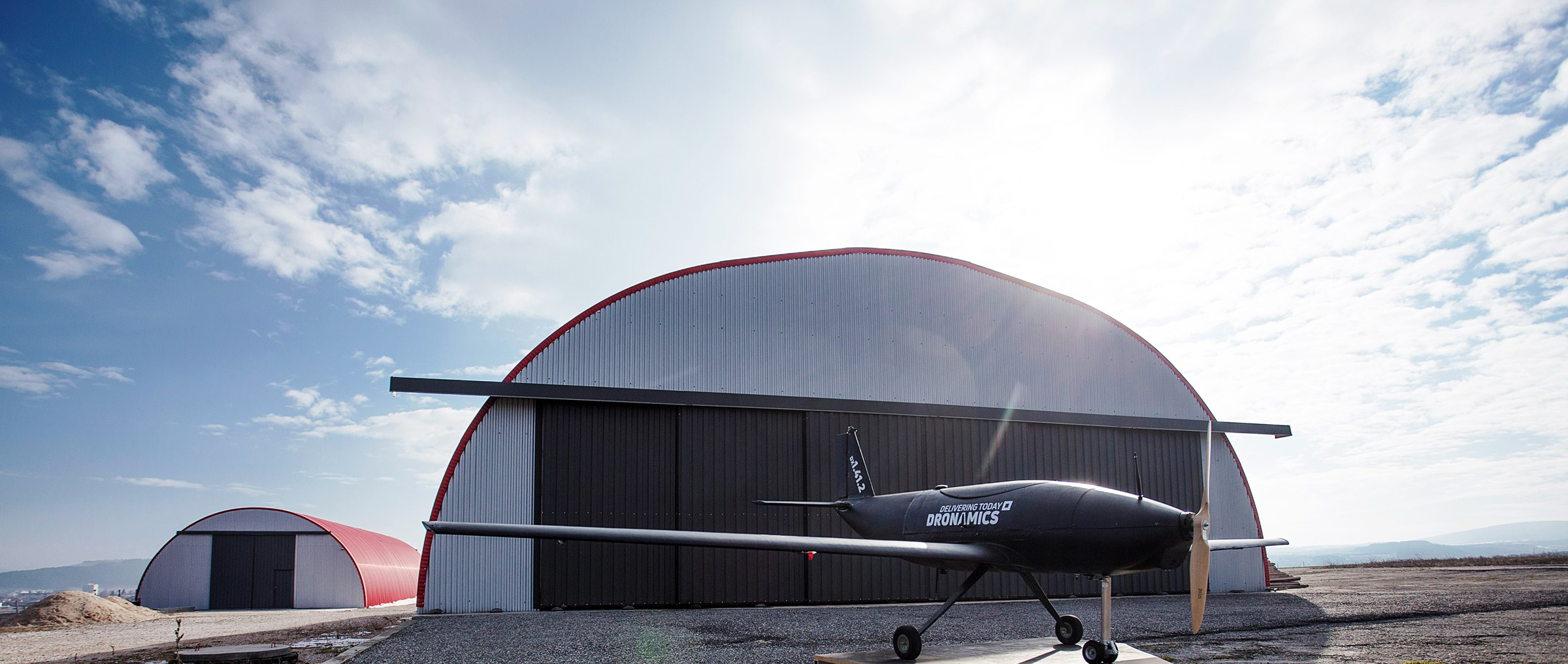 """This cargo drone looks to make the """"long haul"""" as it carries 800 pounds over 1,550 miles"""