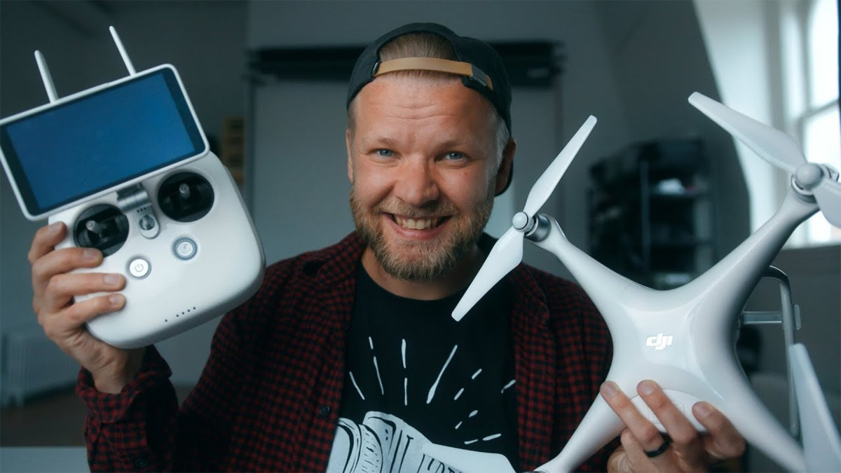 """Here are 5 quick tips to """"Get Good At Drone Flying"""" by Matti Haapoja!"""