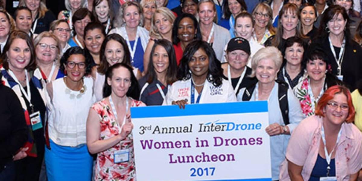 InterDrone hosts fourth annual Women in Drones Networking EventInterDrone hosts fourth annual Women in Drones Networking Event