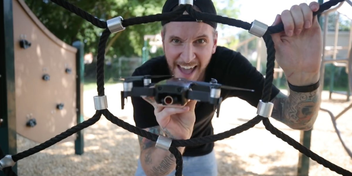 DroneRise - InterDrone hosts 'Women in Drones', DJI discounts and a detained journalist