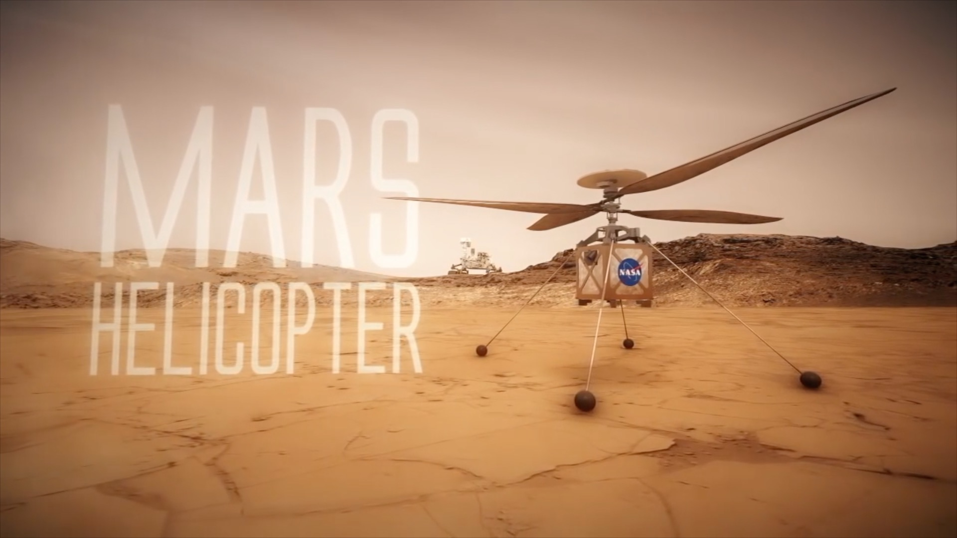 Airbus tapped to design Fetch Mars rover