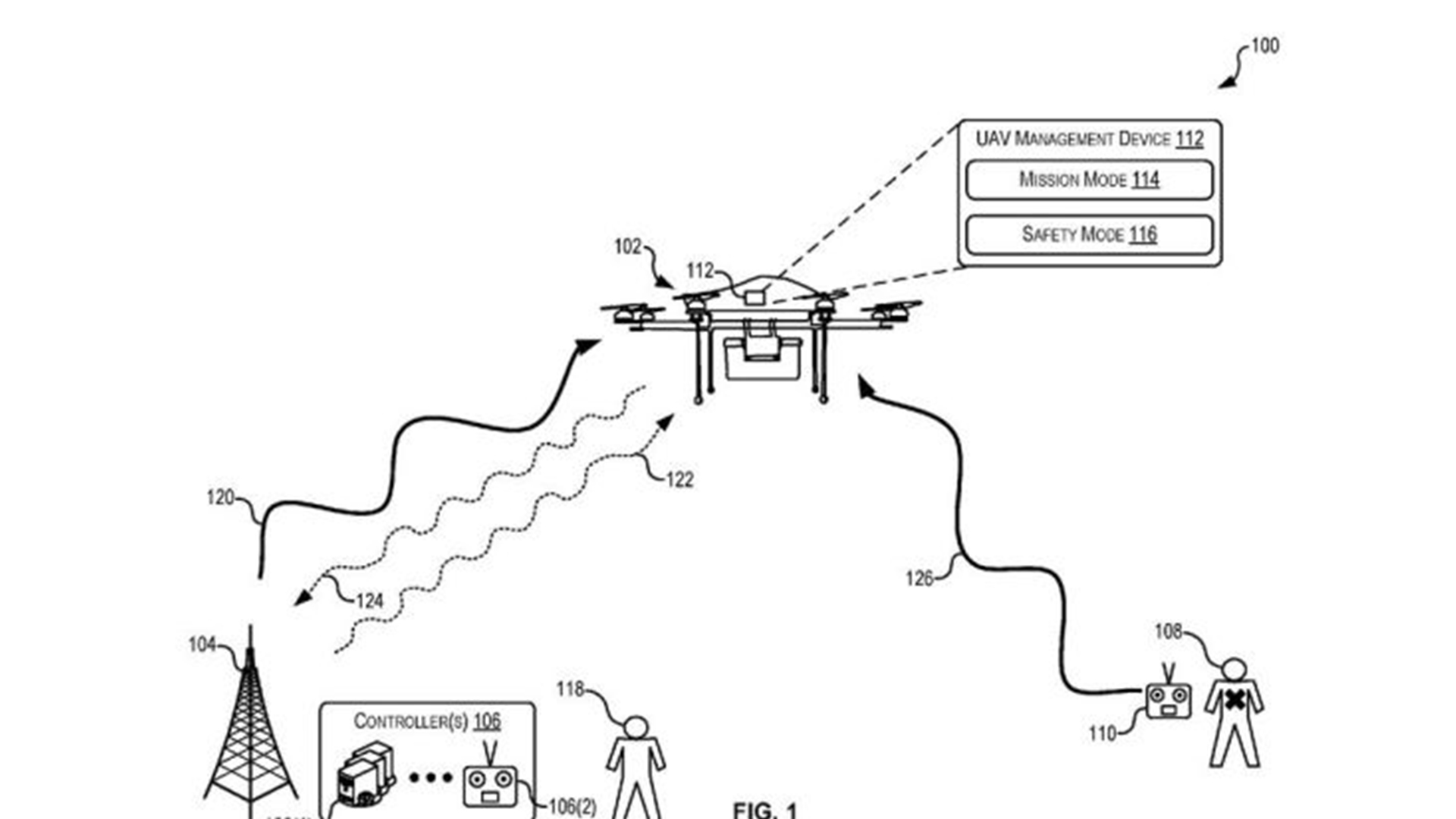 Amazon files patent to protect their drones from hijackers