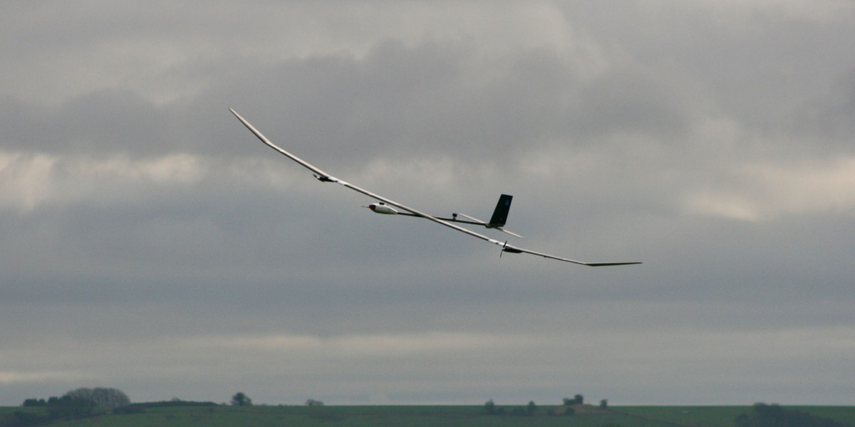The PHASA-35 aims to stay airborne for years at a time without landing