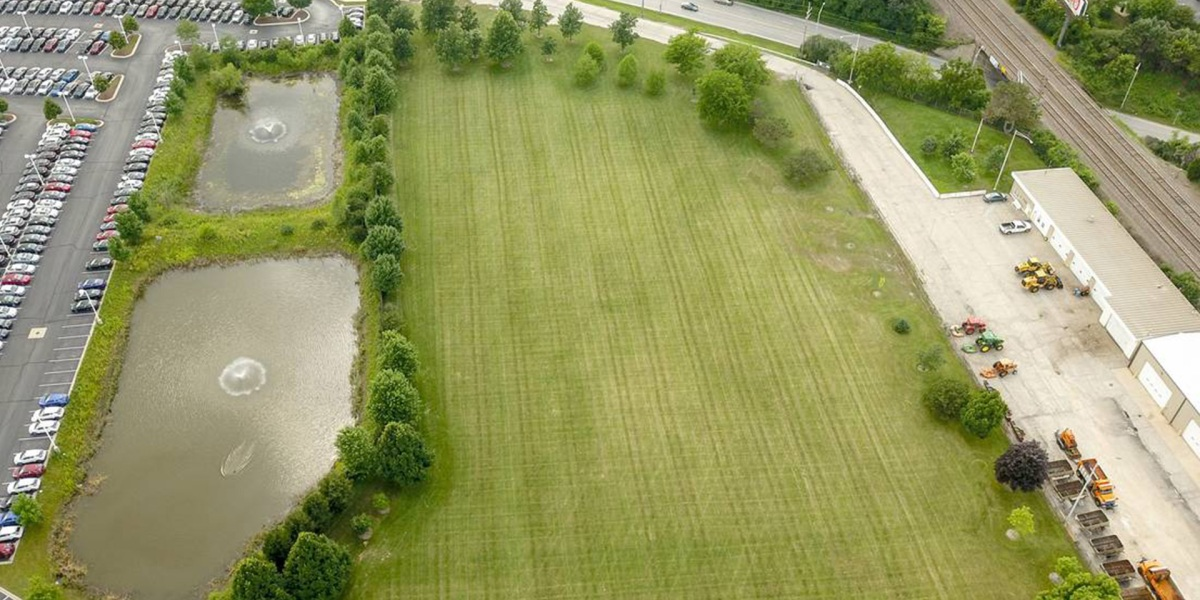 Naperville dedicates a park for new drone flyers to practice their skills