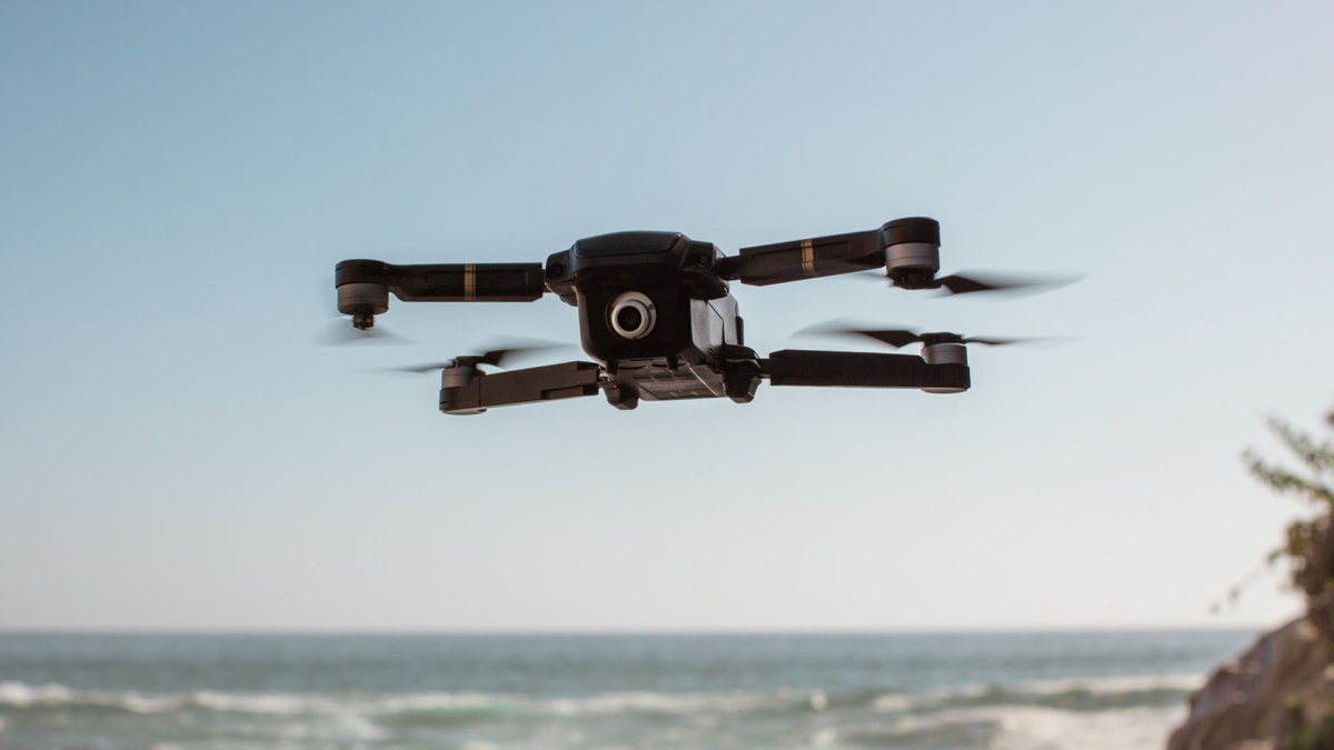The Mystic drone uses AI to take on DJI's Intelligent Flight Modes