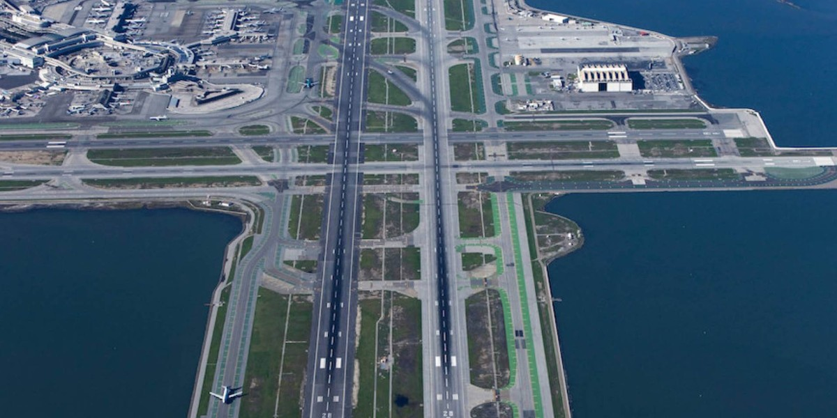 Small drone found on tarmac of San Francisco International Airport