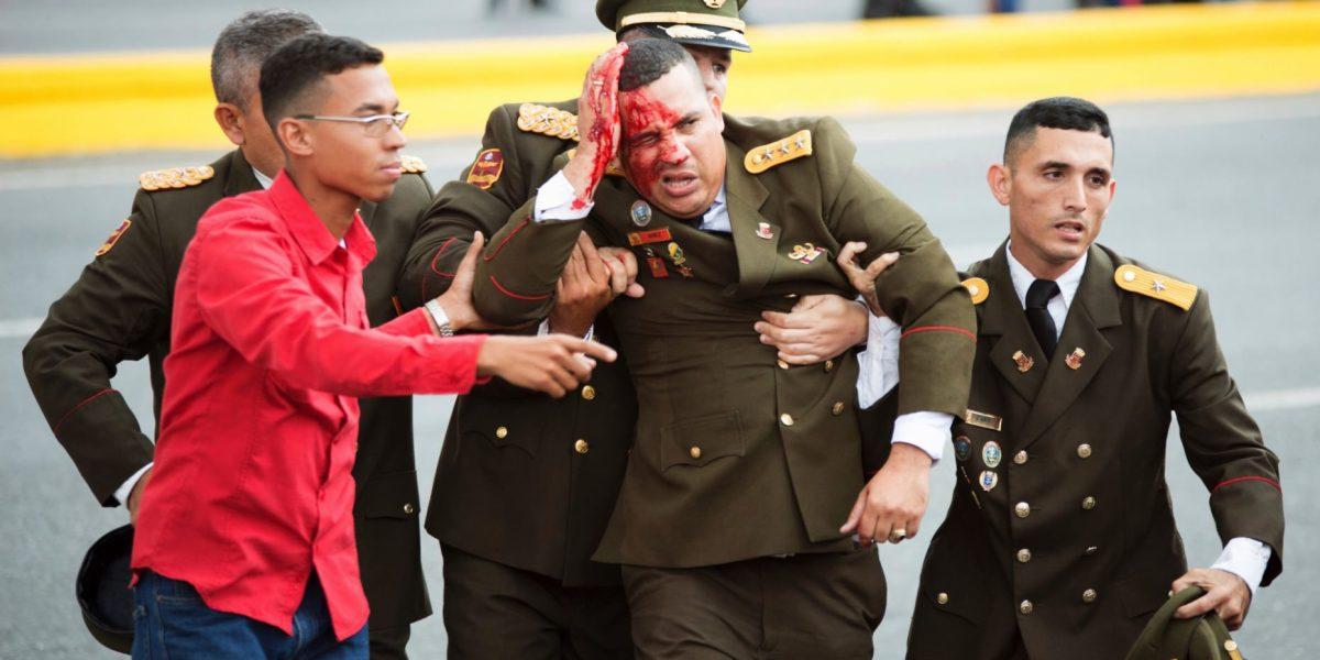 Concerns mount over weaponized drones after recent attacks in Venezuela