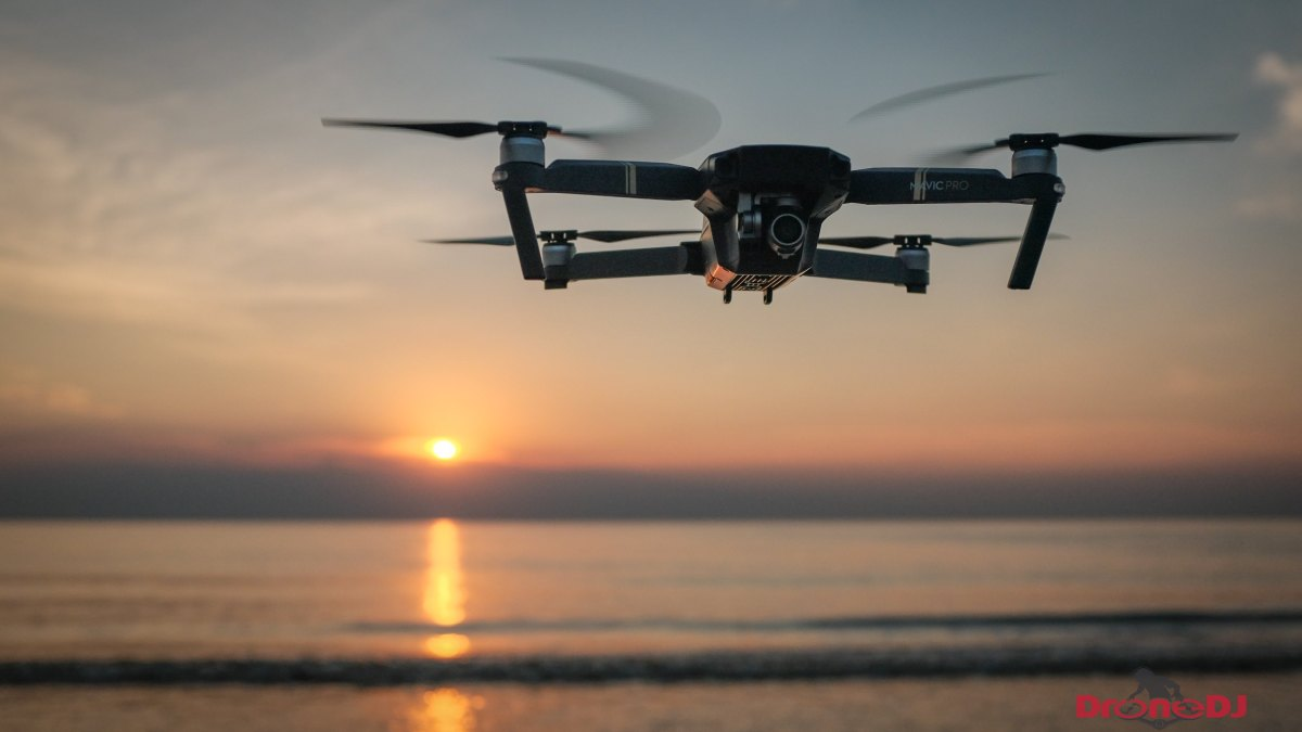 DroneDJ Review: The sun is setting on the world's favorite drone, the DJI Mavic Pro
