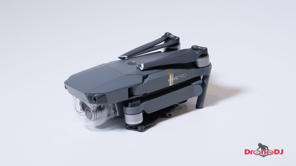 Review: DJI's Mavic Pro  The sun is setting on the world's