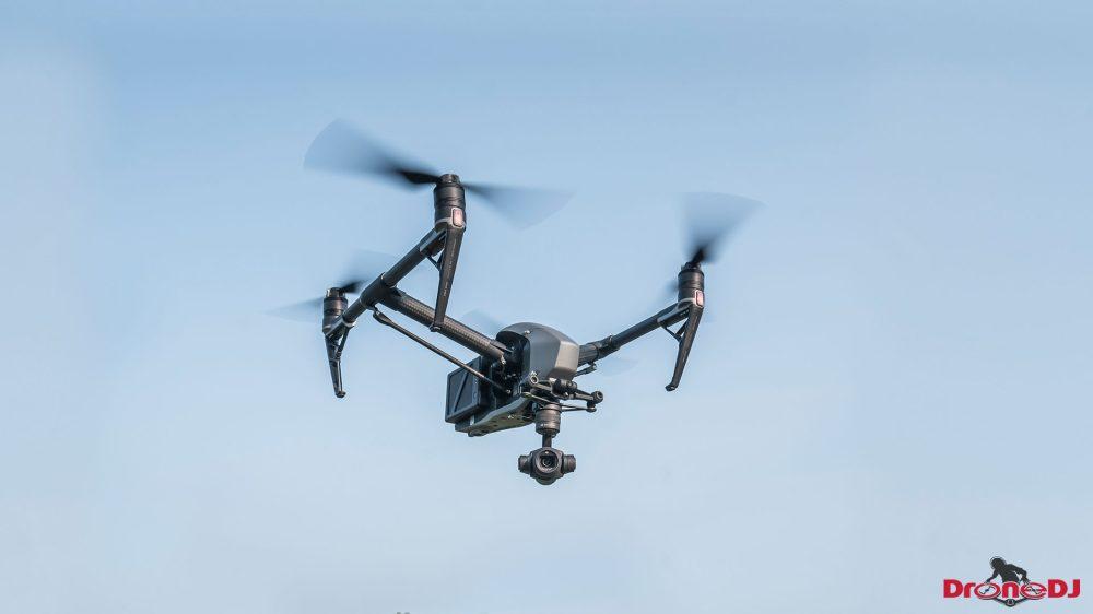 DroneDJ Review: Le DJI Inspire 2 est le roi du ciel