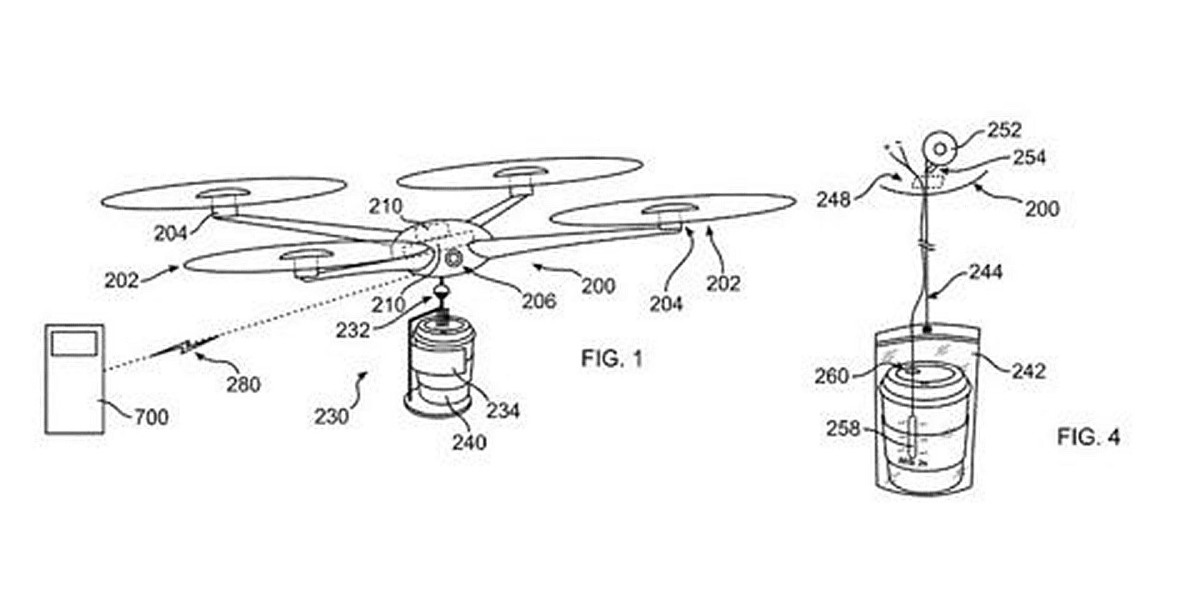 IBM powered drones could one day deliver coffee to you