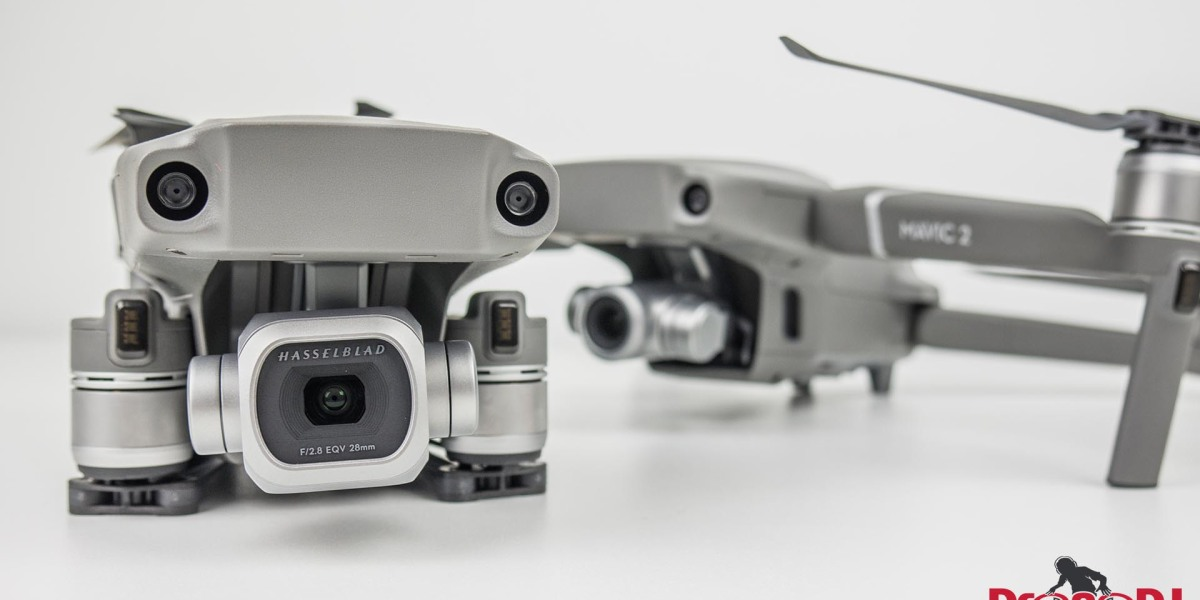 The DJI Mavic 2 Pro & Zoom have a secret camera trick up their sleeve