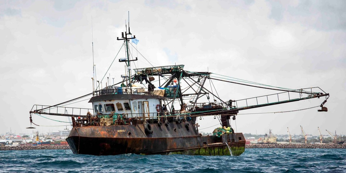 Drones equipped with AI are putting a stop to illegal fishing in Africa