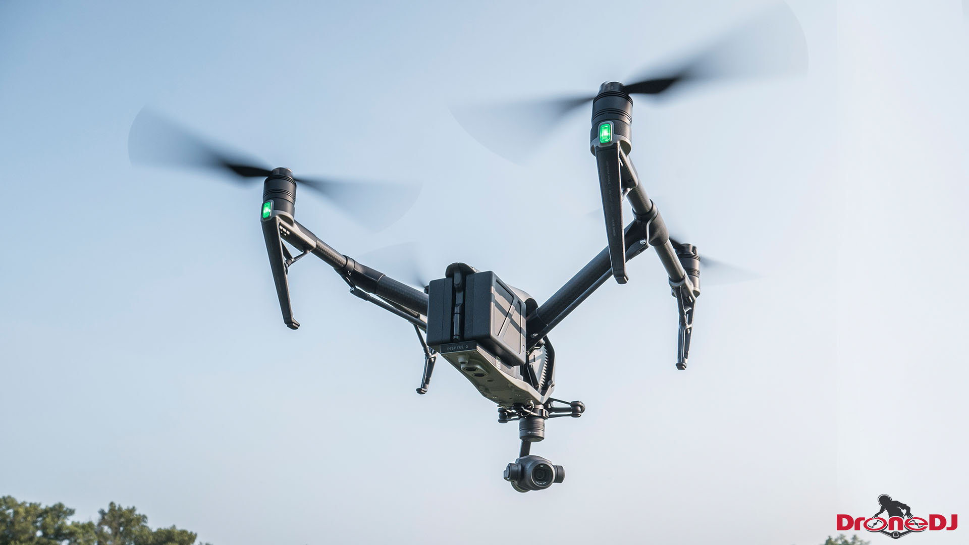 DroneDJ Review: The DJI Inspire 2 is the king of the sky