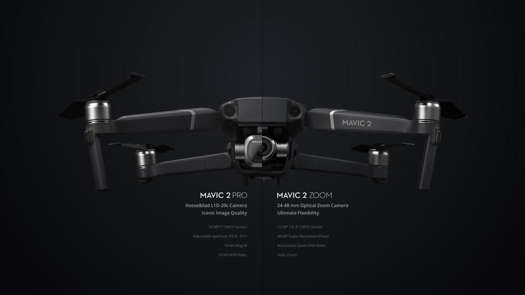 Deal: Get $20 off your new DJI Mavic 2 Zoom or Pro (or $40 if combined with Fly More Kit)