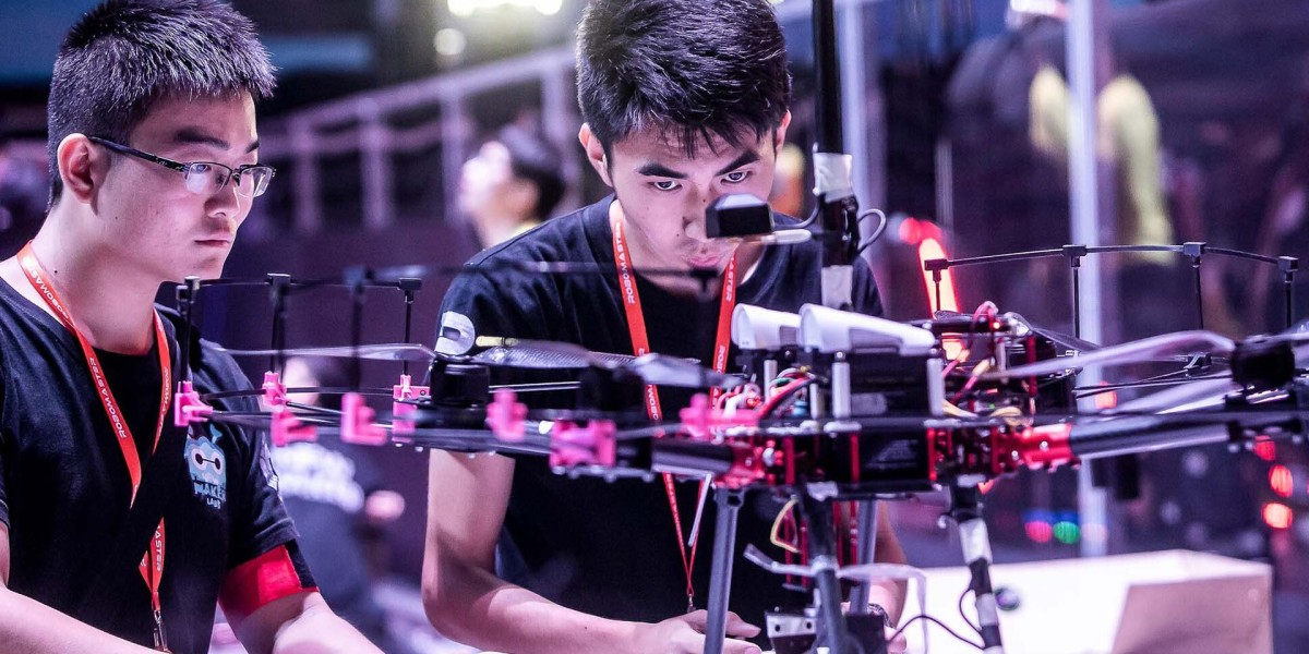 South China University of Technology takes home the gold trophy in the 2018 RoboMaster Competition