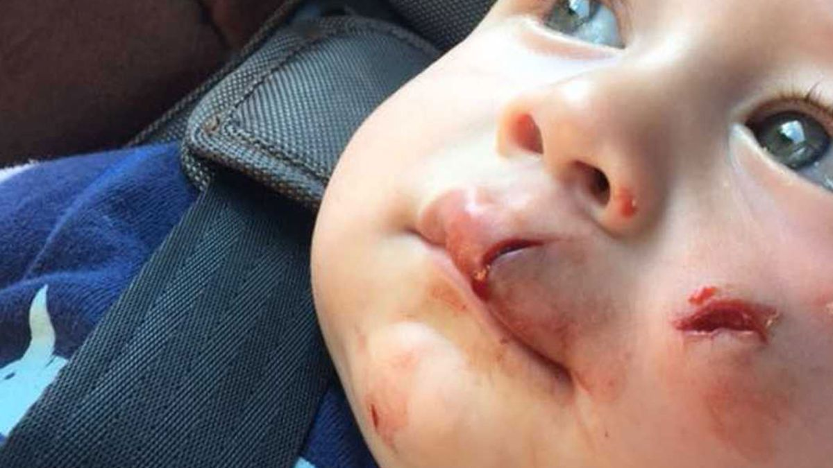 Drone pilot fined $160 for flying UAV that hit baby in the face