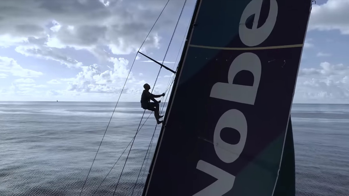 Check out the best drone video footage of the Volvo Ocean Race 0025