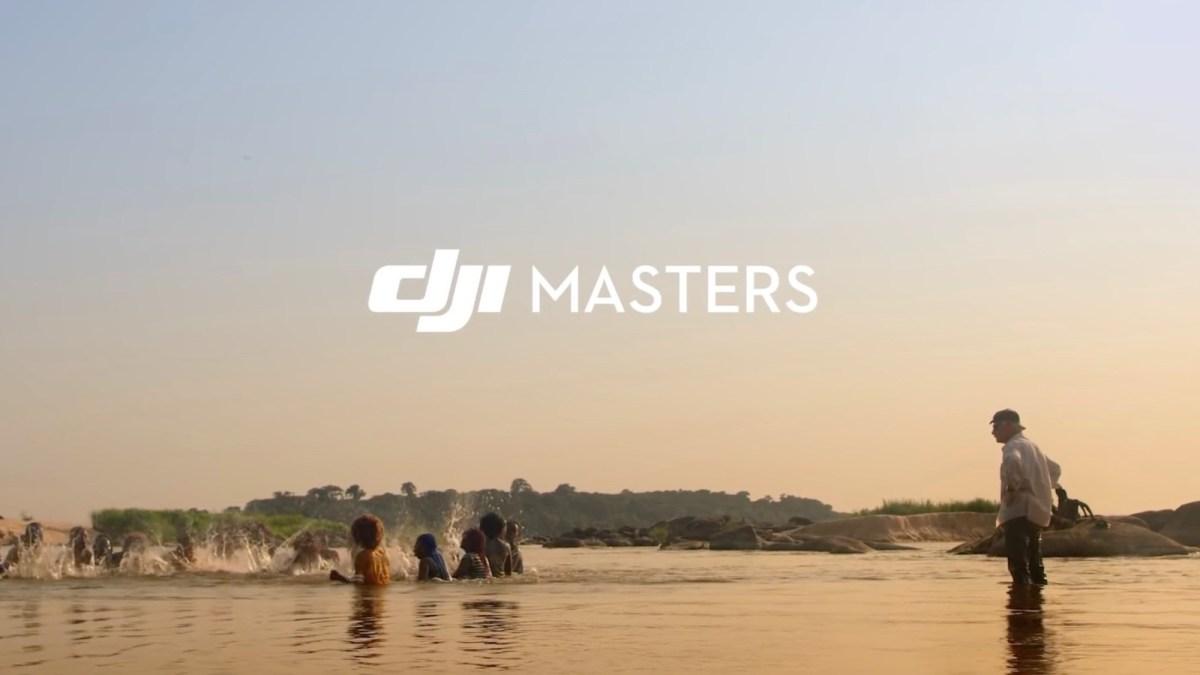 DJI lauches Pro brand and recognizes Yann Arthus-Bertrand as first DJI Master
