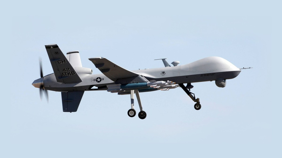 Will dog fighting drones dominate the skies in future combat scenarios?