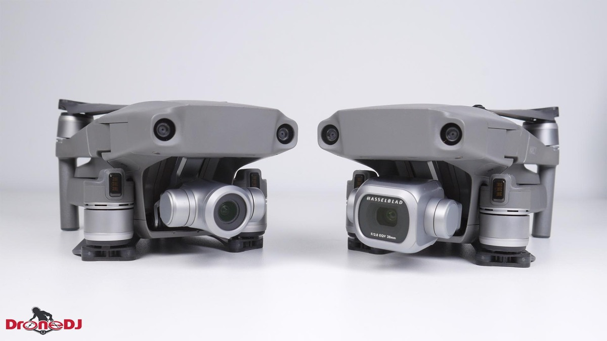 DJI Mavic 2 Pro vs. Mavic 2 Zoom: What's the difference?