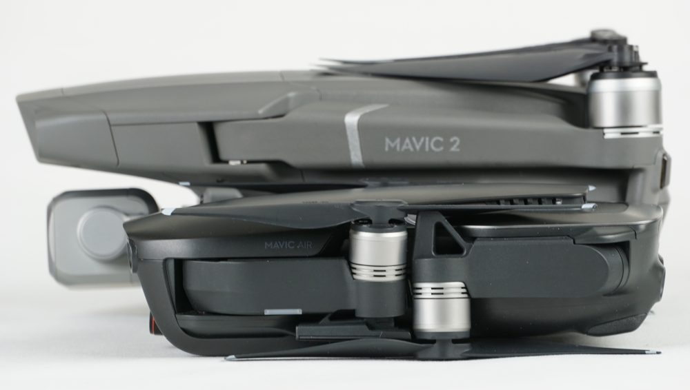 DJI Mavic 2 Pro vs Mavic Air