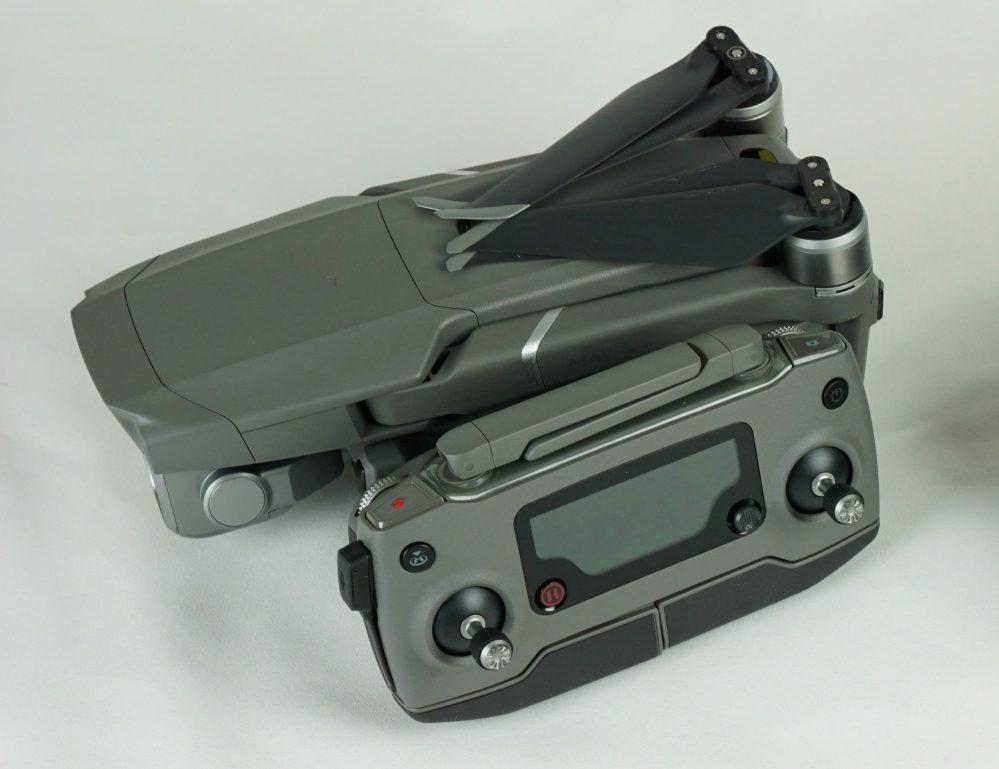 mavic 2 remote control dji