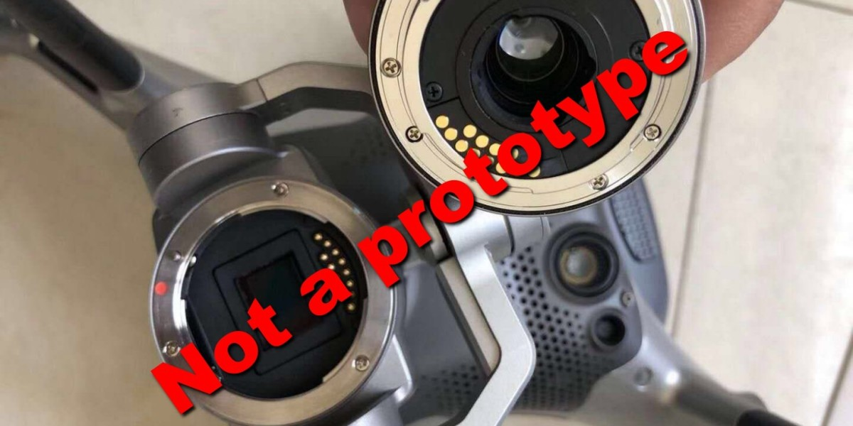 DJI reaffirms that leaked photos are not a Phantom 5 prototype
